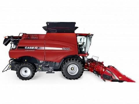 CASE Axial- Flow 6140