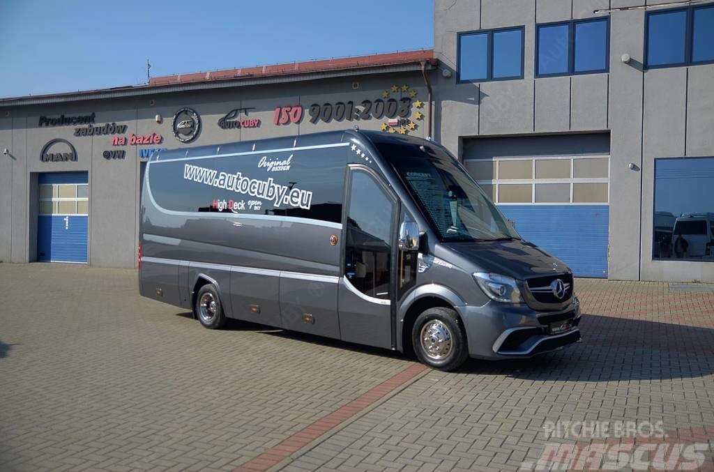 Mercedes-Benz CUBY SPRINTER 519 TOURIST HD LINE OPEN SKY (313)