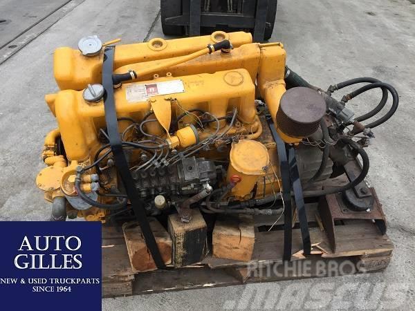 Mercedes-Benz OM617 / OM 617 / WM75 / WM 75 marine Motor