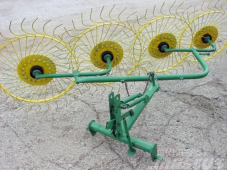 [Other] kita vartyruvas grėblys 4 ratų