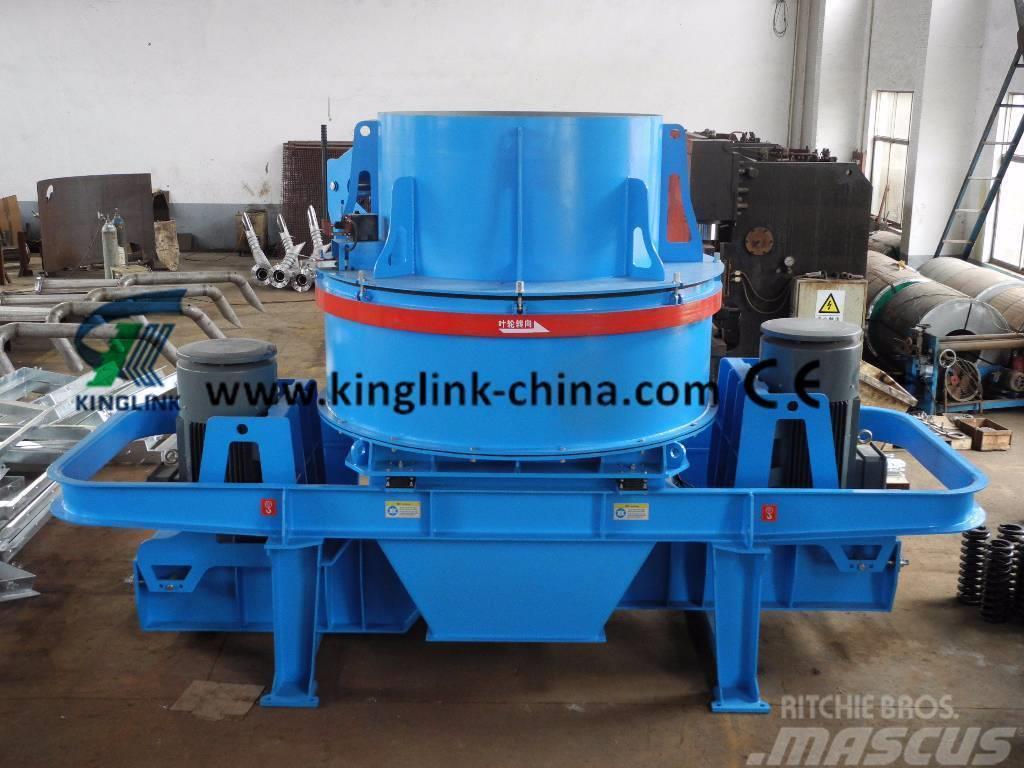 Kinglink KL-8 VSI Vertical Shaft Impact Crusher (Barmac)