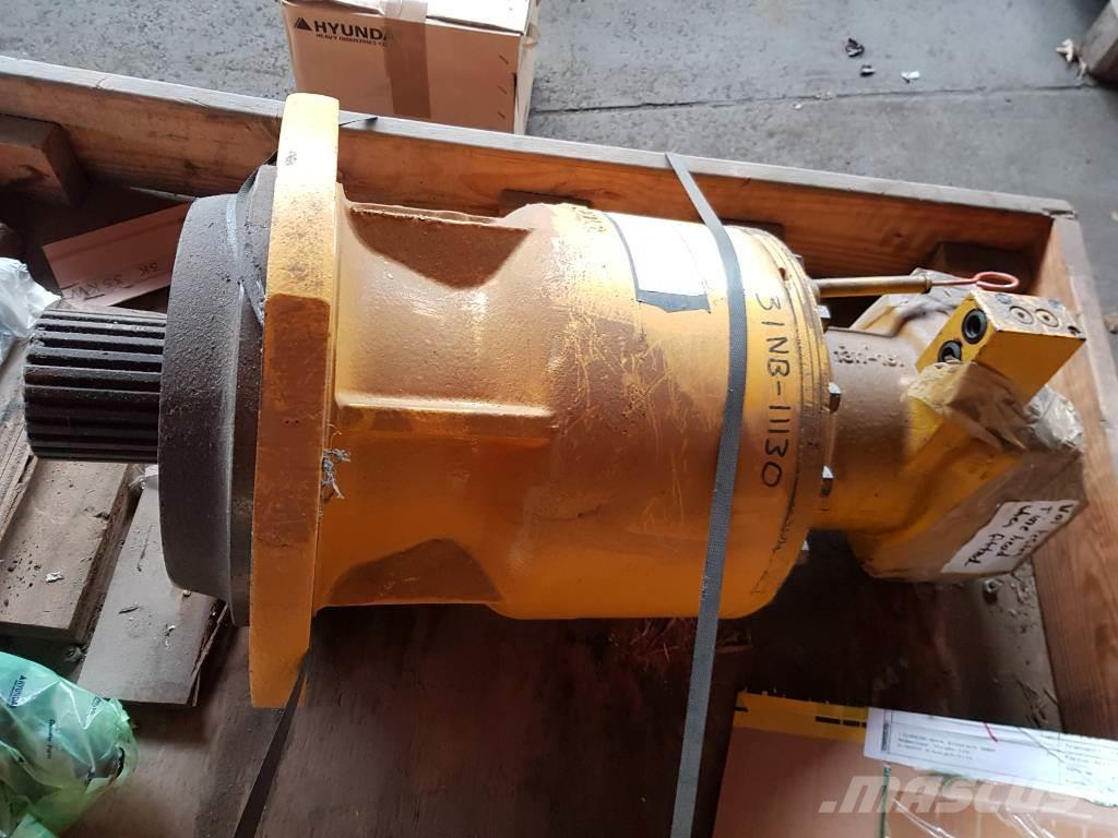 Hyundai Swivel motor with reduction for R450LC-7