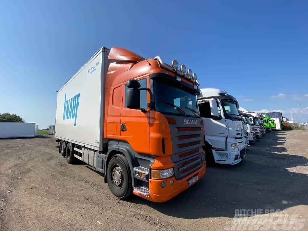 Scania R500 LB 6X2 MNB