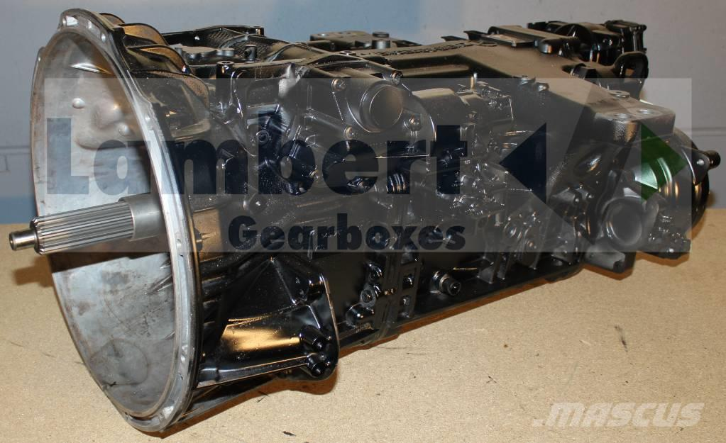 Mercedes-Benz Actros G210-16 715500 Getriebe / Gearbox
