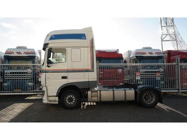 DAF XF 460 FT SC EURO 6 MANUAL GEARBOX