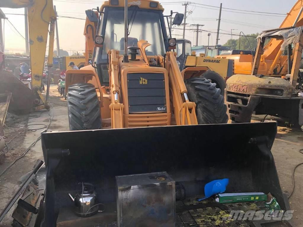 [Other] BACKHOE 4cx