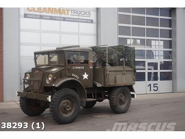 Chevrolet C 15441-M Canadian Army truck Year 1943