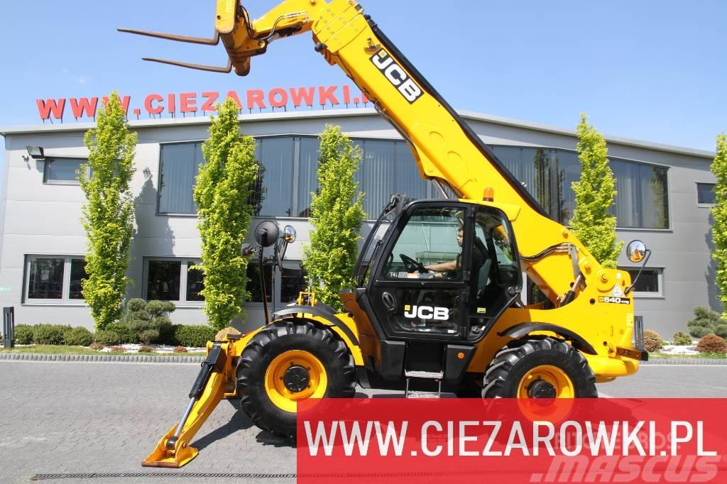 JCB 540-170 Hi-Viz Powershift 17m