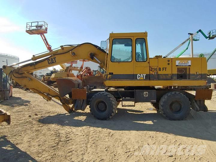 Caterpillar 214 B FT