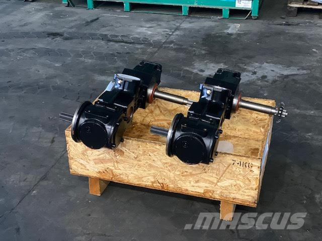 New Holland gearbox new