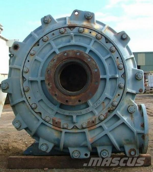 Warman 20/8AH Slurry Pump