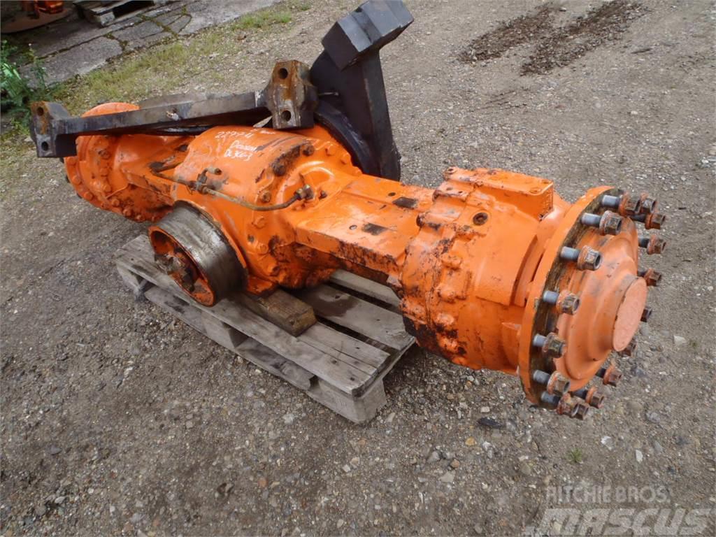 [Other] Rear axle Doosan DL300-3