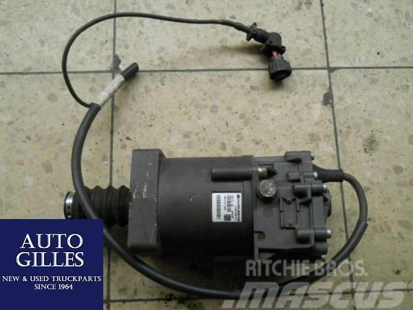 [Other] Knorr-Bremse Kupplungsnehmerzylinder 0483005011