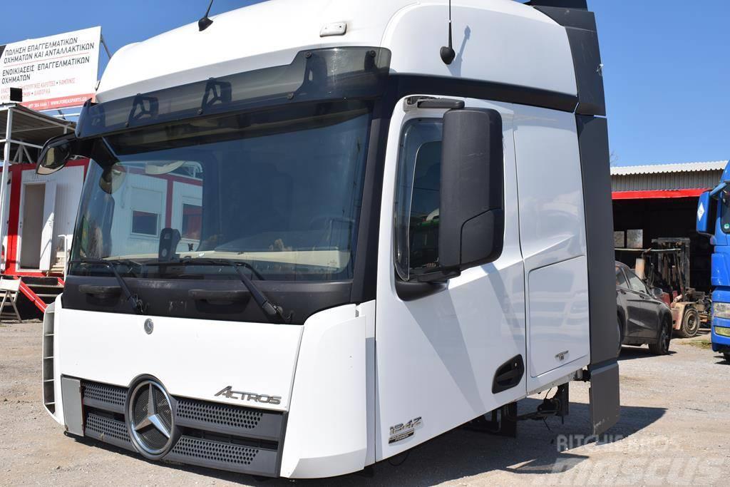Mercedes-Benz ACTROS MP IV