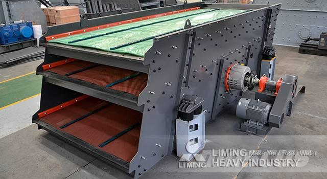 Liming 60-450tph Vibrating Screen