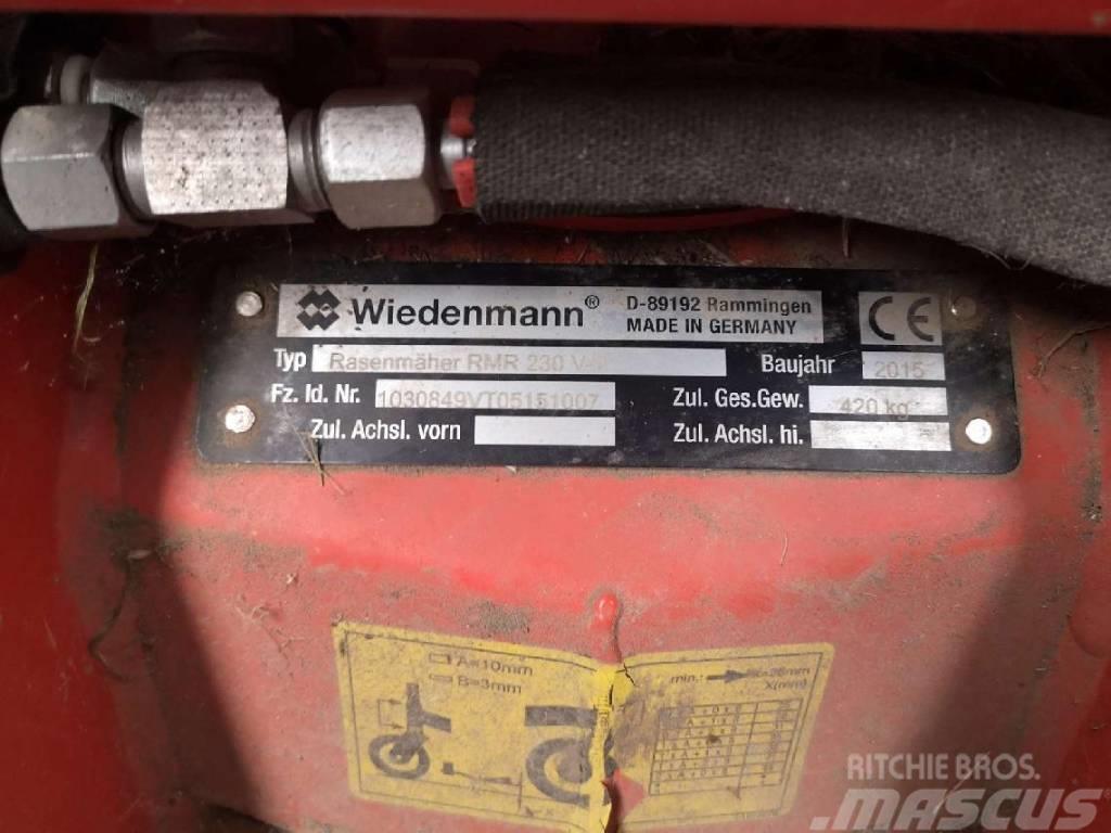 Weidemann RMR 230 V-T