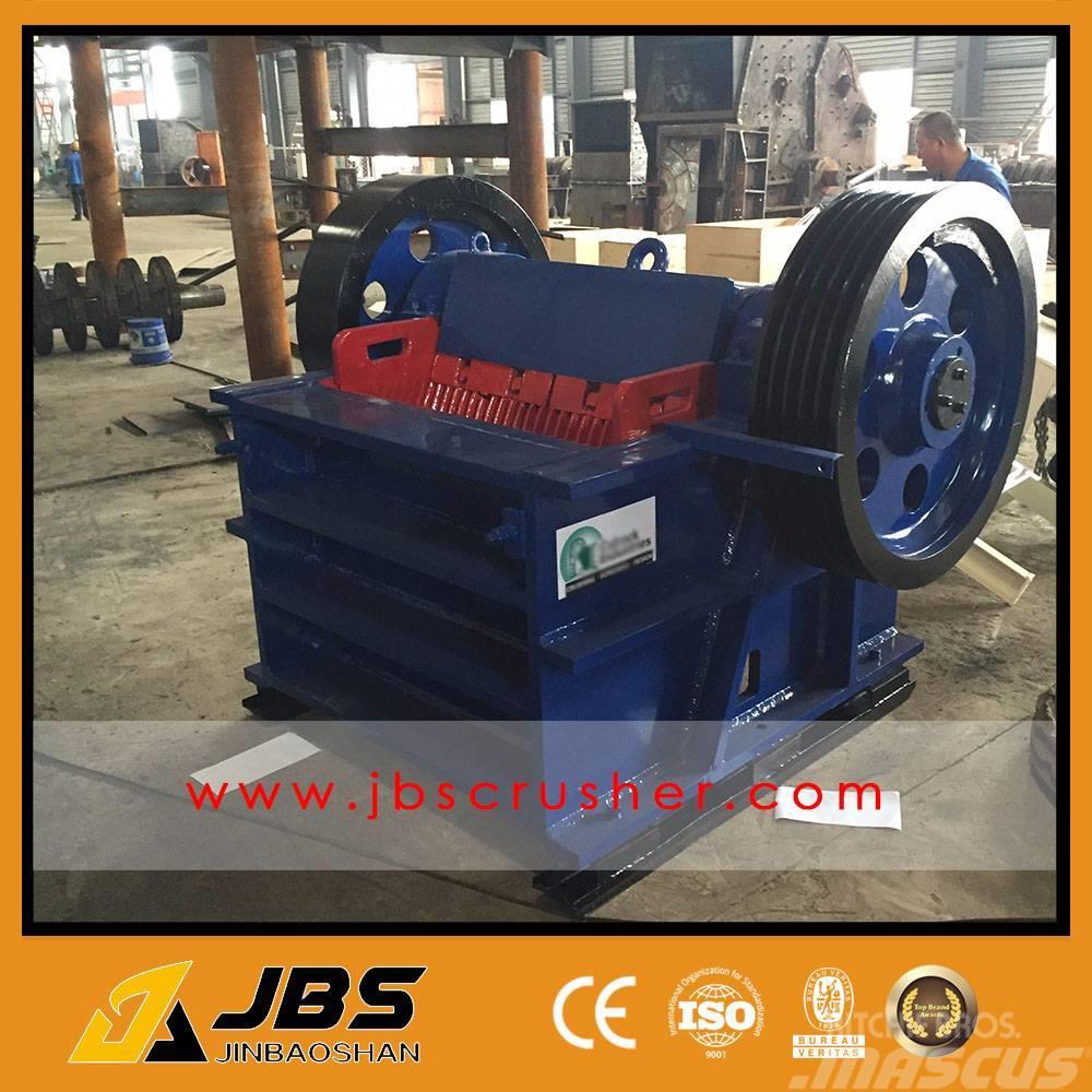 JBS PE250X1000 Fine Jaw Crusher