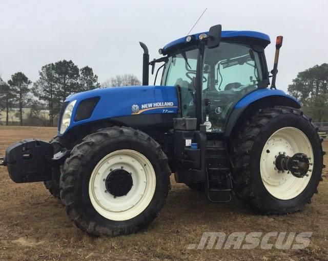New Holland T 7.260  #12718