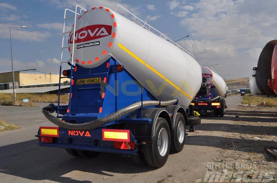 [Other] Nova Cement Trailer 34 Cbm