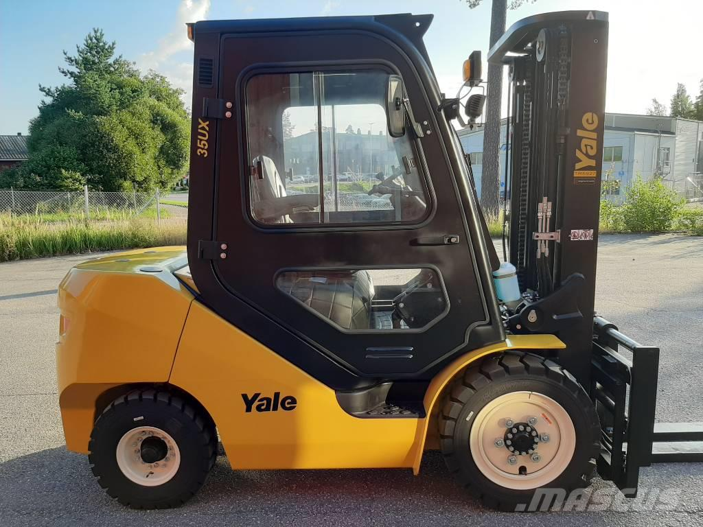 Yale GDP35UX