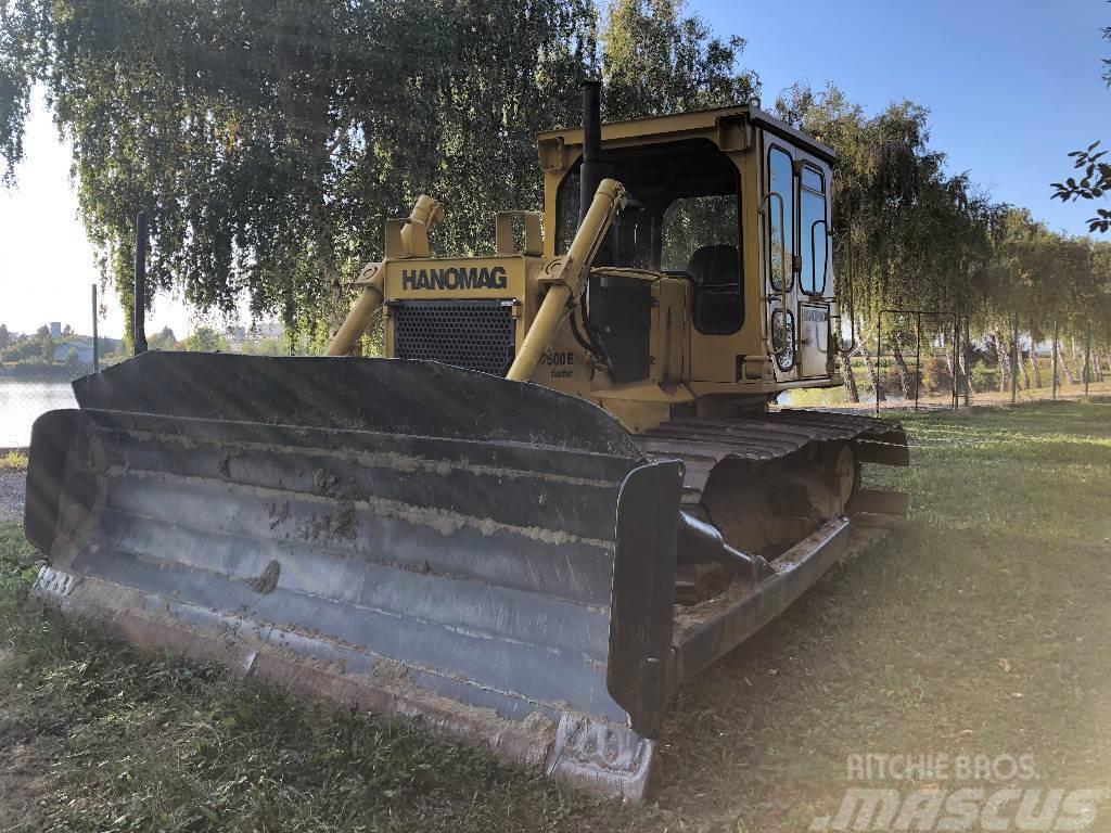 Hanomag D500E