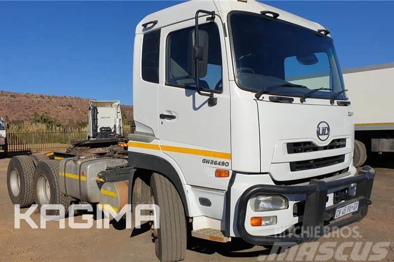 UD Quon GW26-490