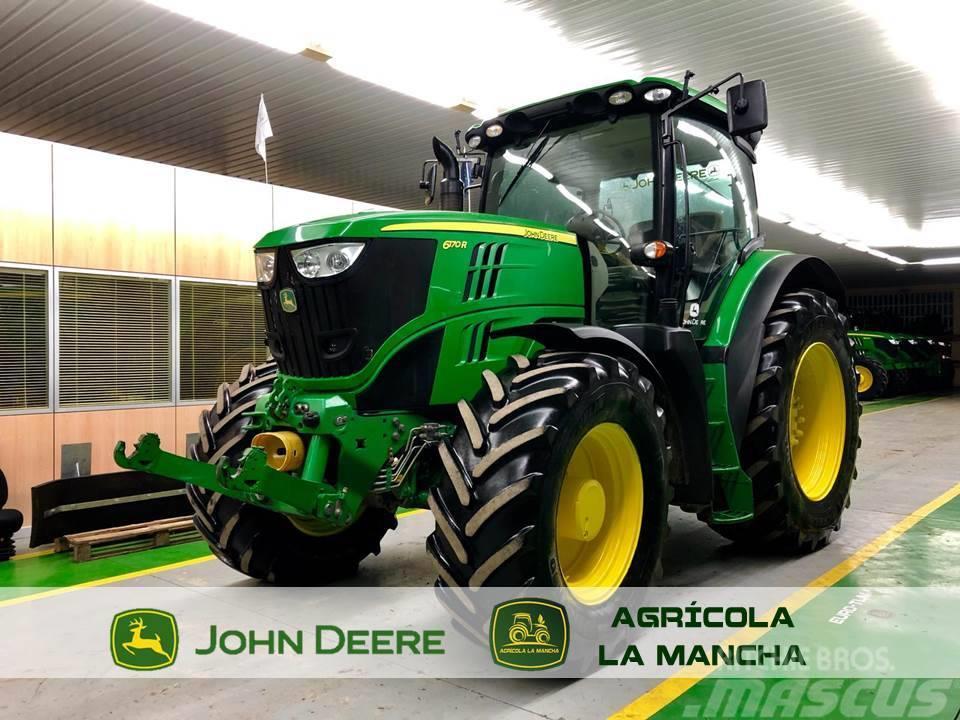 John Deere 6170 R