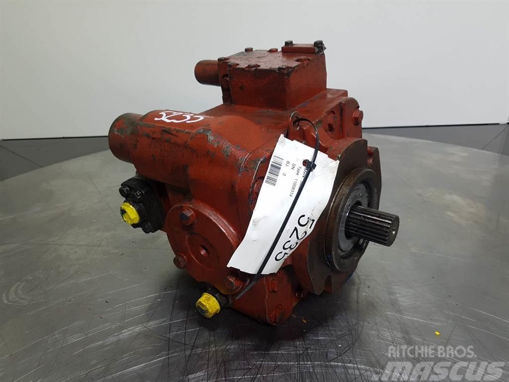 [Other] Sauer Sundstrand SPV2/089-R3Z-PS183-A1 -Drive pump