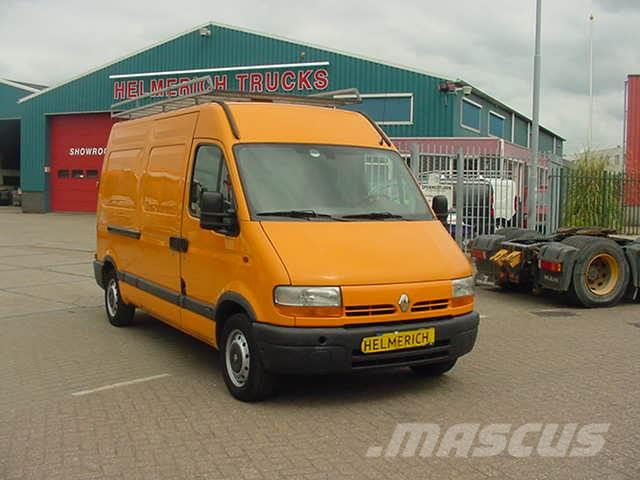 Renault Master 3.3 L2 H2 2.2 DCI
