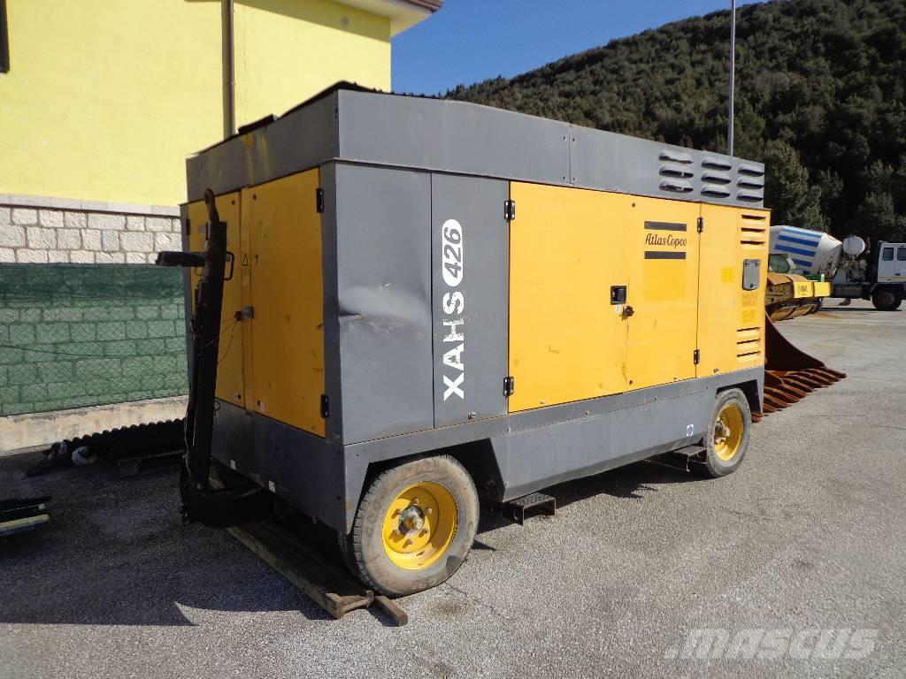 Atlas Copco XAHS 426 CD