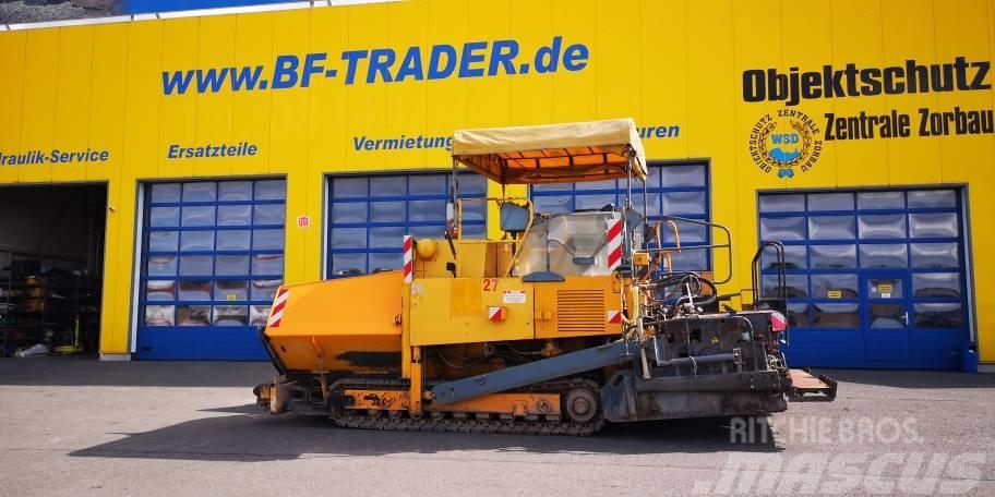 Vögele Super 1800, 6x Extension, 9,5 m