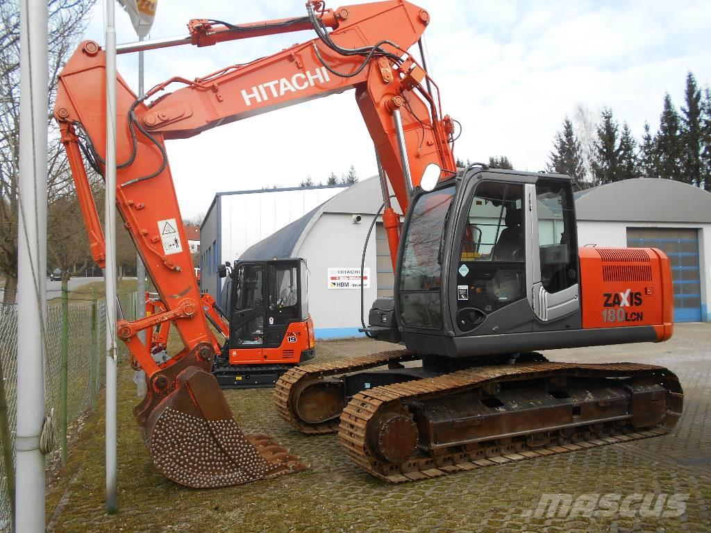Hitachi ZX 180 LC N-3 Verstellausleger