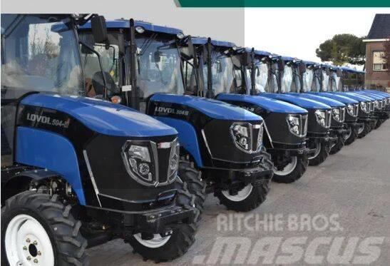 Lovol 454 & 1054 wheel tractor