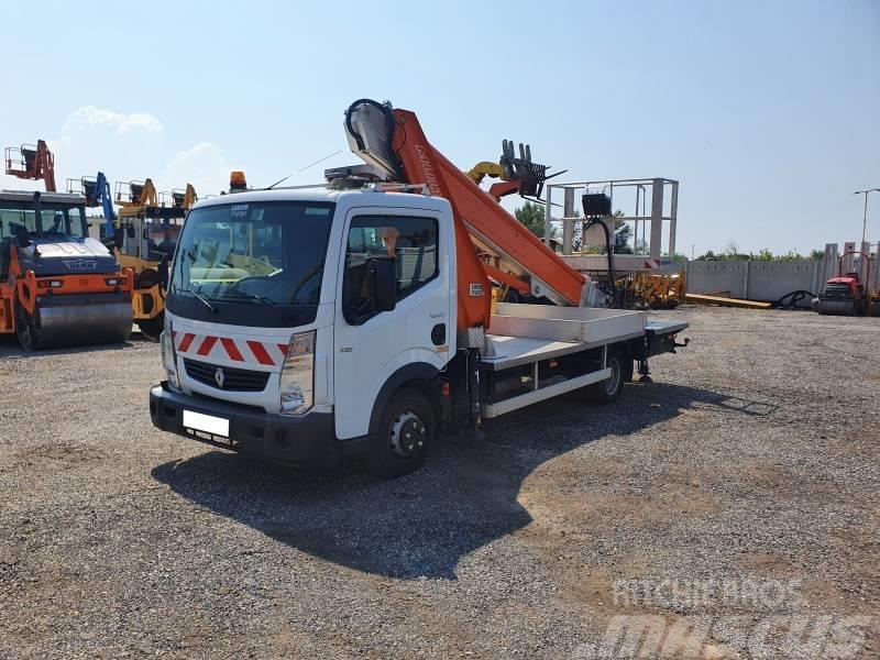 Renault Maxity Multitel MT202DS - 20m - 200 kg