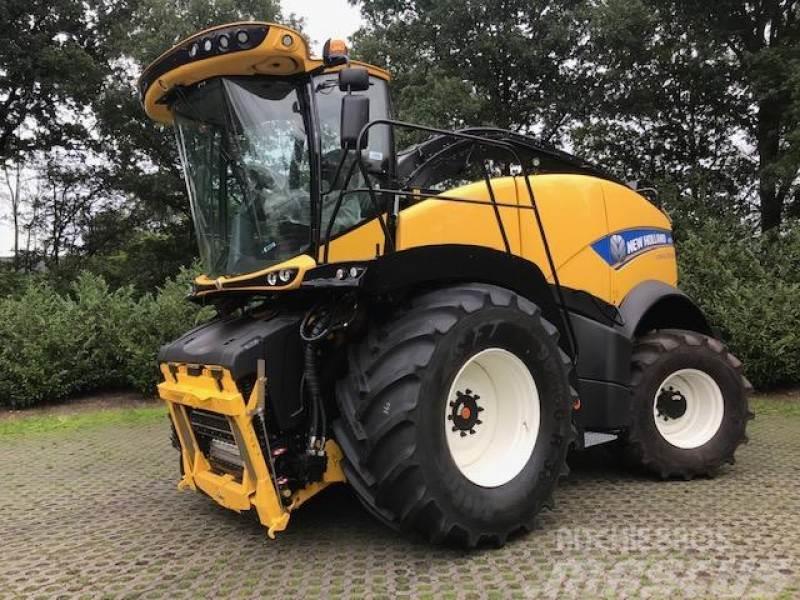 New Holland FR550/FR650/FR780