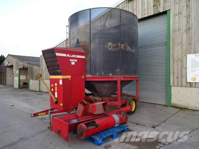 Allied 620B Mobile Grain Dryer