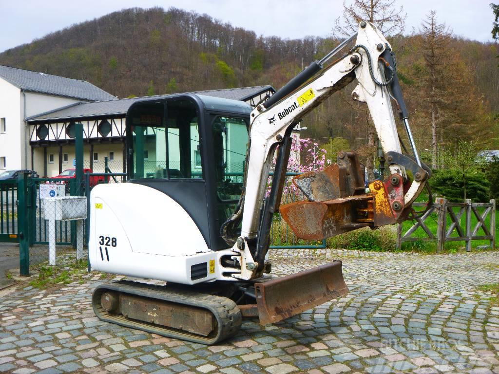 Bobcat 325 328 D