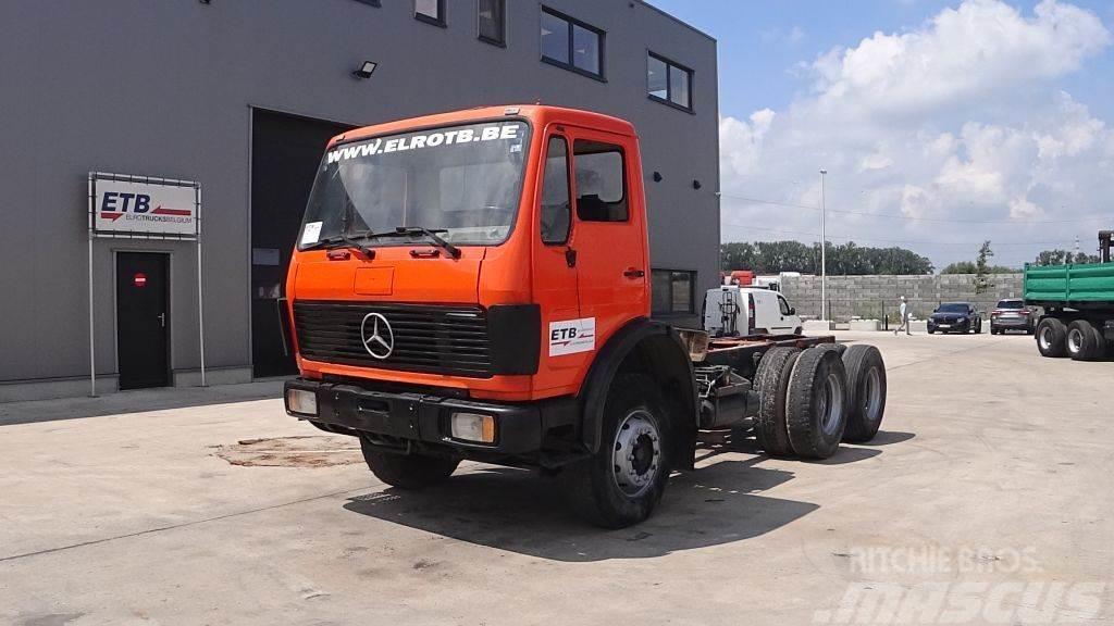Mercedes-Benz SK 2224 (6X4 / SUSP. LAMES / V8)