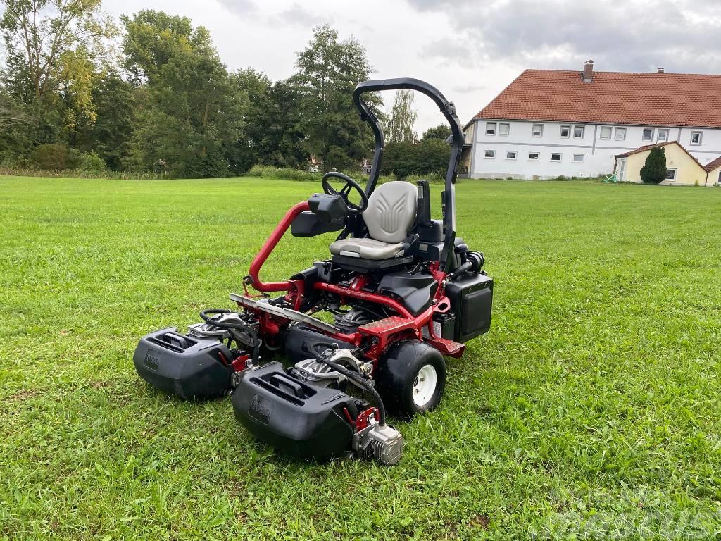 Toro GreensmasterTriflex 3420