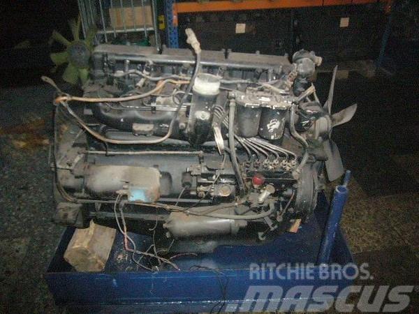 MAN D 0836 HM - D 0836 HM70 - D 0836 HM81 - 156 PS - 6