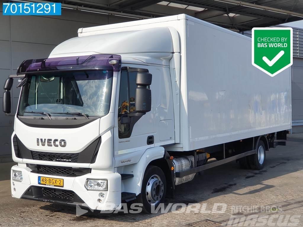 Iveco Eurocargo 120E210 4X2 Ladebordwand Euro 6