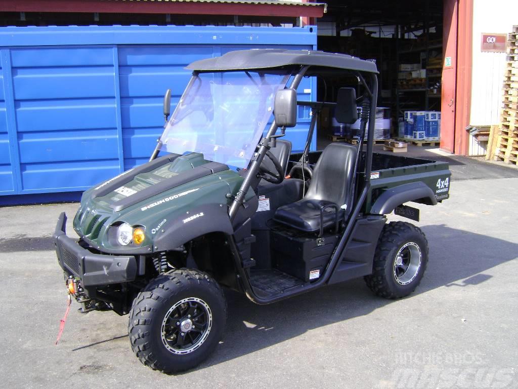 Hisun utv 500 traktor