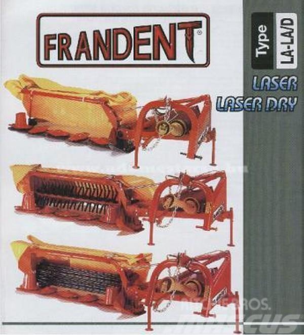 Frandent LAN 210/5 R kasza