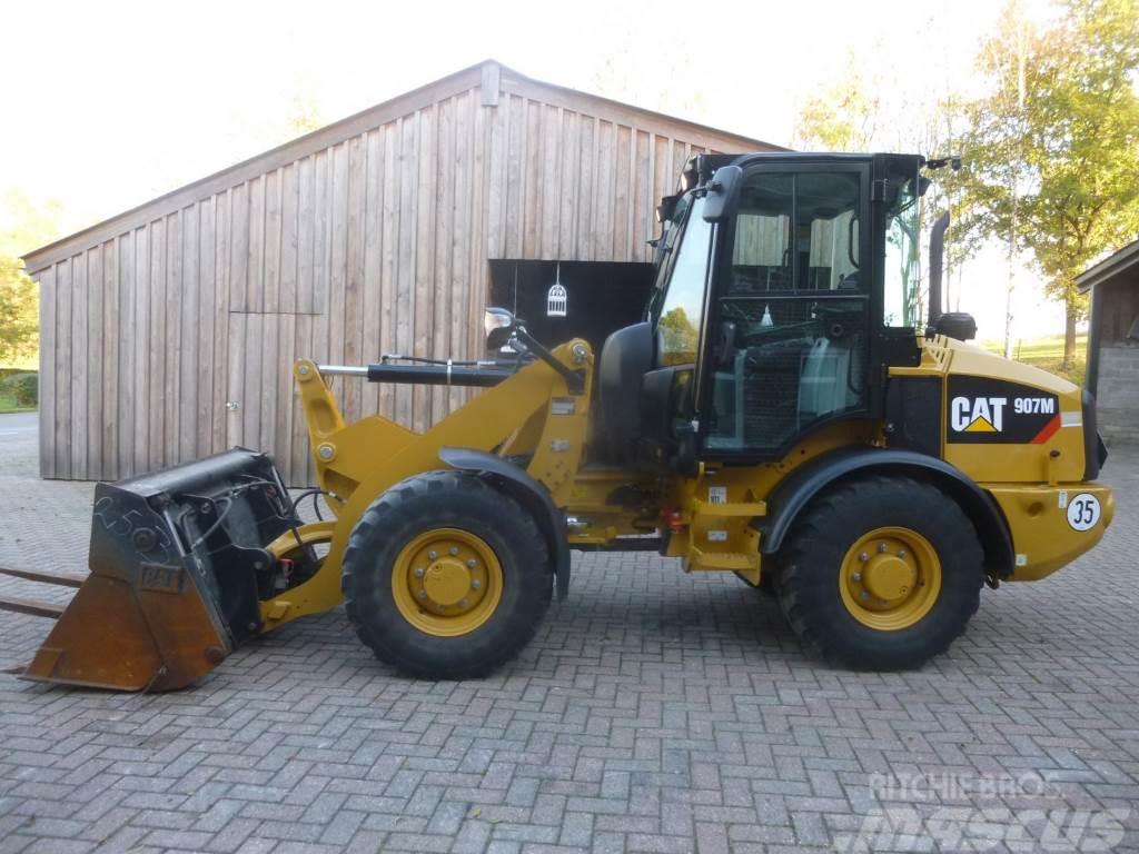 Caterpillar 908 M / 907 M / 906 M (35 KM/h speeder, autolube)