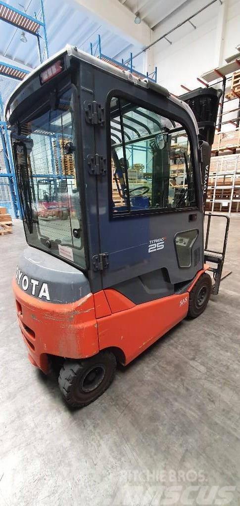 Toyota 8 FB MKT 25