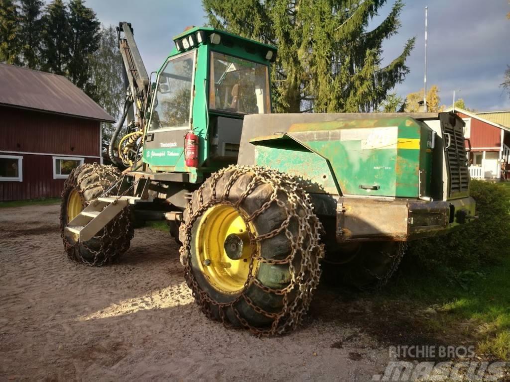 Timberjack 870A