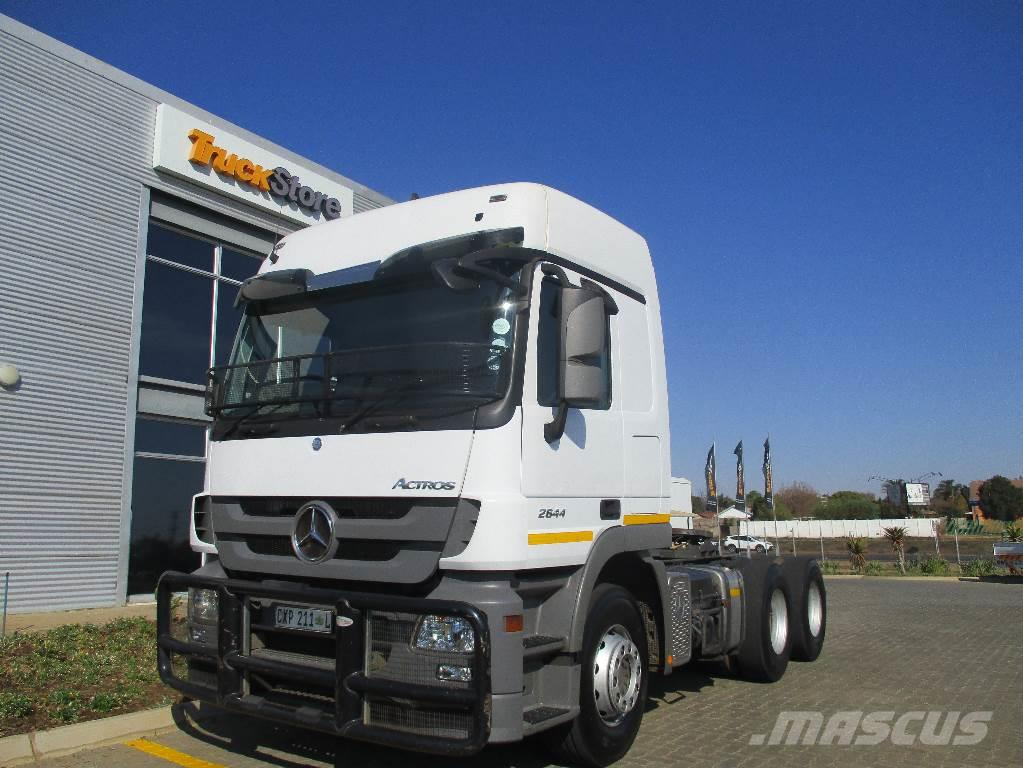 Mercedes Benz Actros 2644ls 33 Hyp Truck Tractor Units