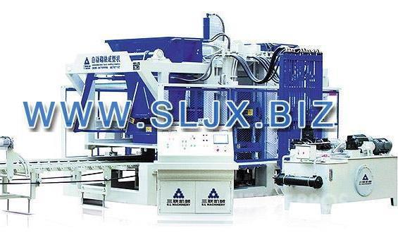 SanLian QFT12-15 Block Making Machine