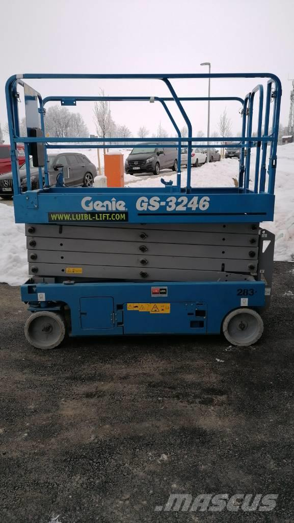 Genie GS 3246 / 199 operating hours