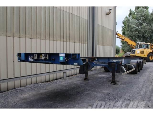 Asca CONTAINER 40' - 45'
